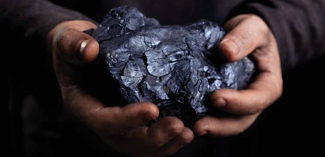 Уголь Туманного Альбиона