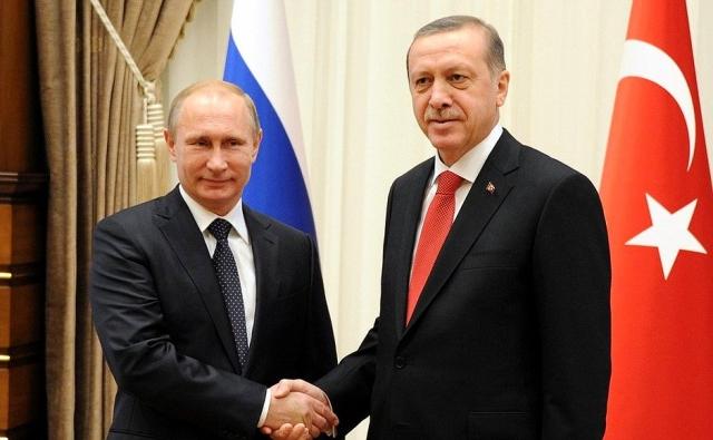 Путин – Эрдоган: стратегические союзники или тактические партнеры