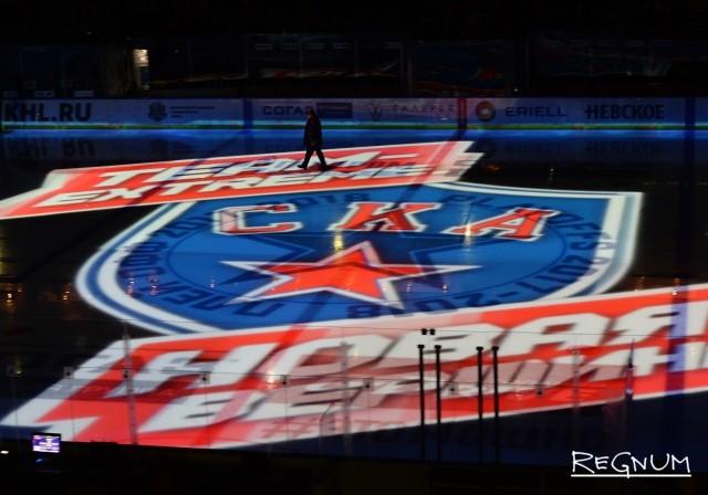 СКА вышел в финал Западной конференции плей-офф КХЛ