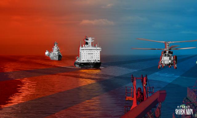 Арктическое импортозамещение: изгнание иностранных судостроителей?
