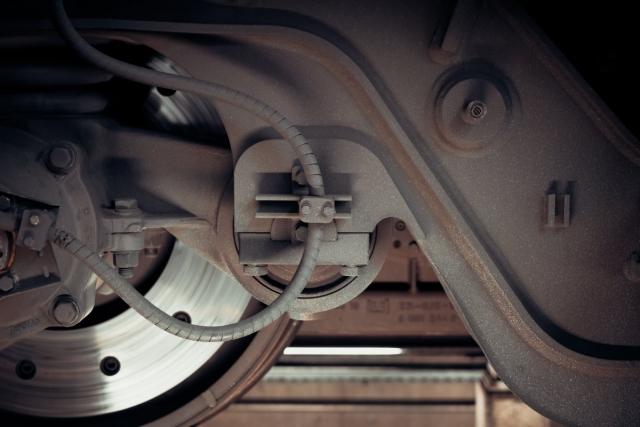 Железнодоржный состав