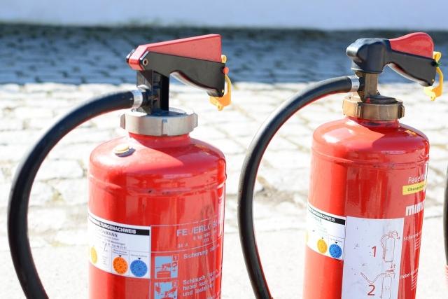 Огнетушители. Пожарная безопасность