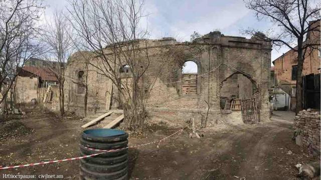 Грузинские НПО против передачи армянской церкви патриархии Грузии