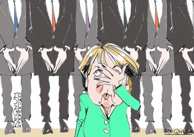 Останется ли Меркель канцлером до конца года?