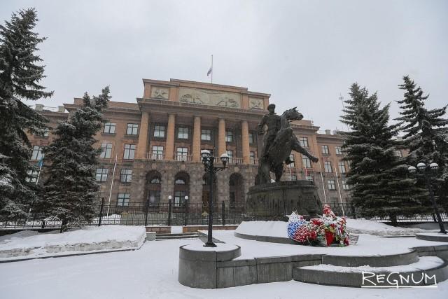 На штабе Центрального военного округа