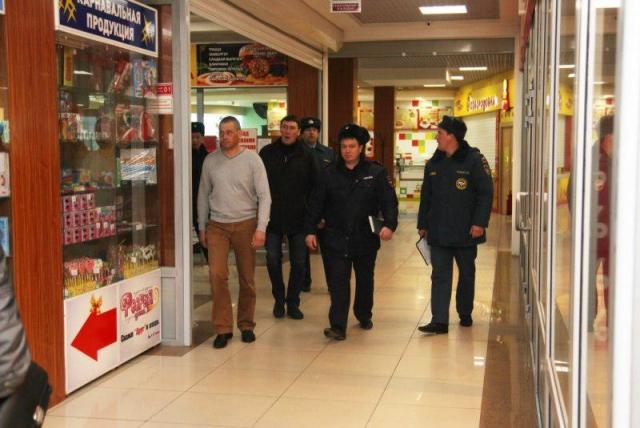 Проверка ТРЦ в Республике Алтай