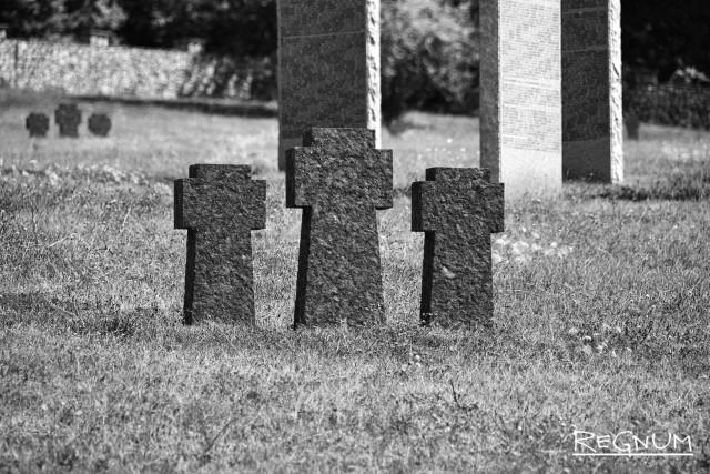 В Волгограде увековечат память гитлеровского солдата?