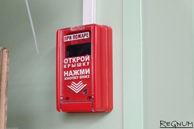 МЧС предлагает перевести ТЦ в статус объектов чрезвычайного риска