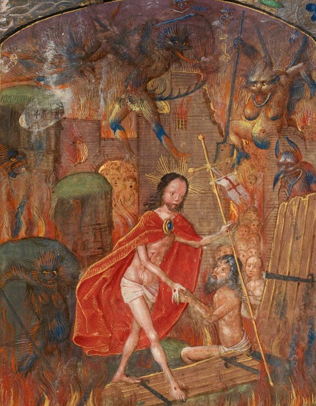 Сошествие в ад. 1504