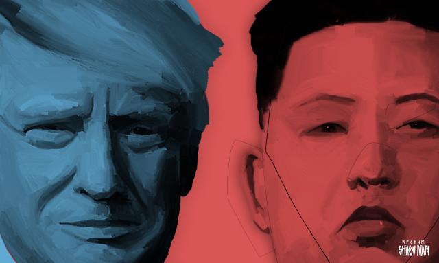 Навстречу исторической встрече Кима с Дональдом