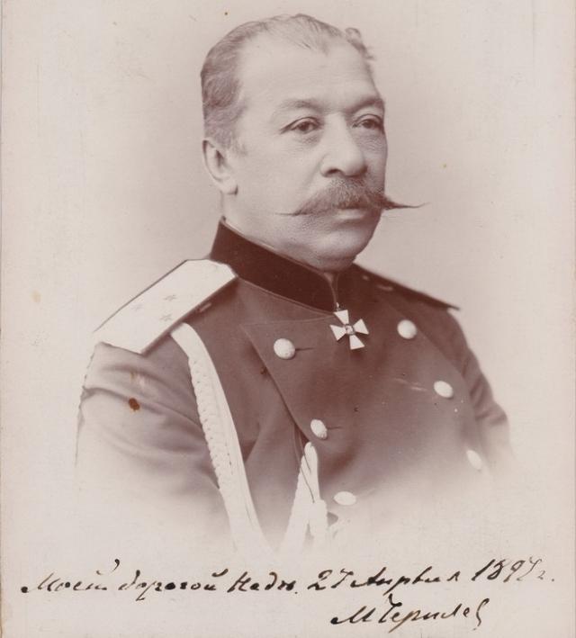 Михаил Черняев
