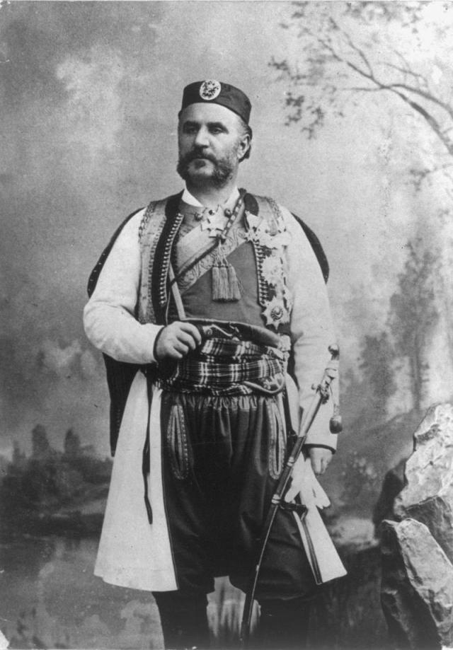 Николай Черногорский