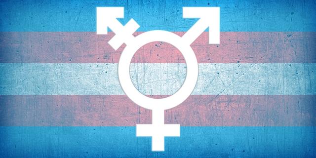 Символ трансгендеров