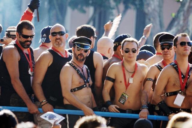 Марш ЛГБТ в Европе