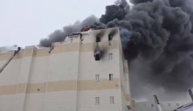 Трагедия в Кемерове: нерасторопность и героизм