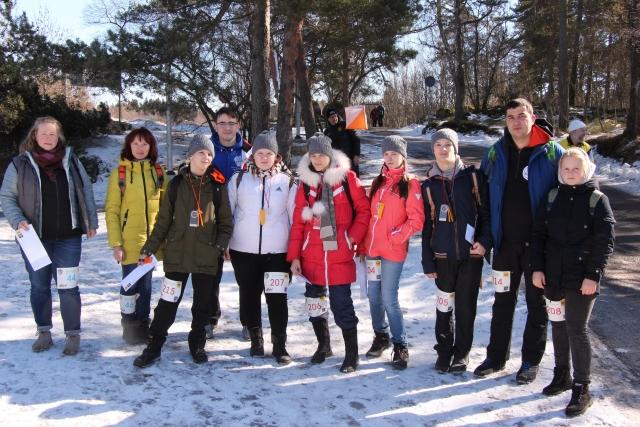 Юные паралимпийцы из России взяли золото по трейл-ориентированию
