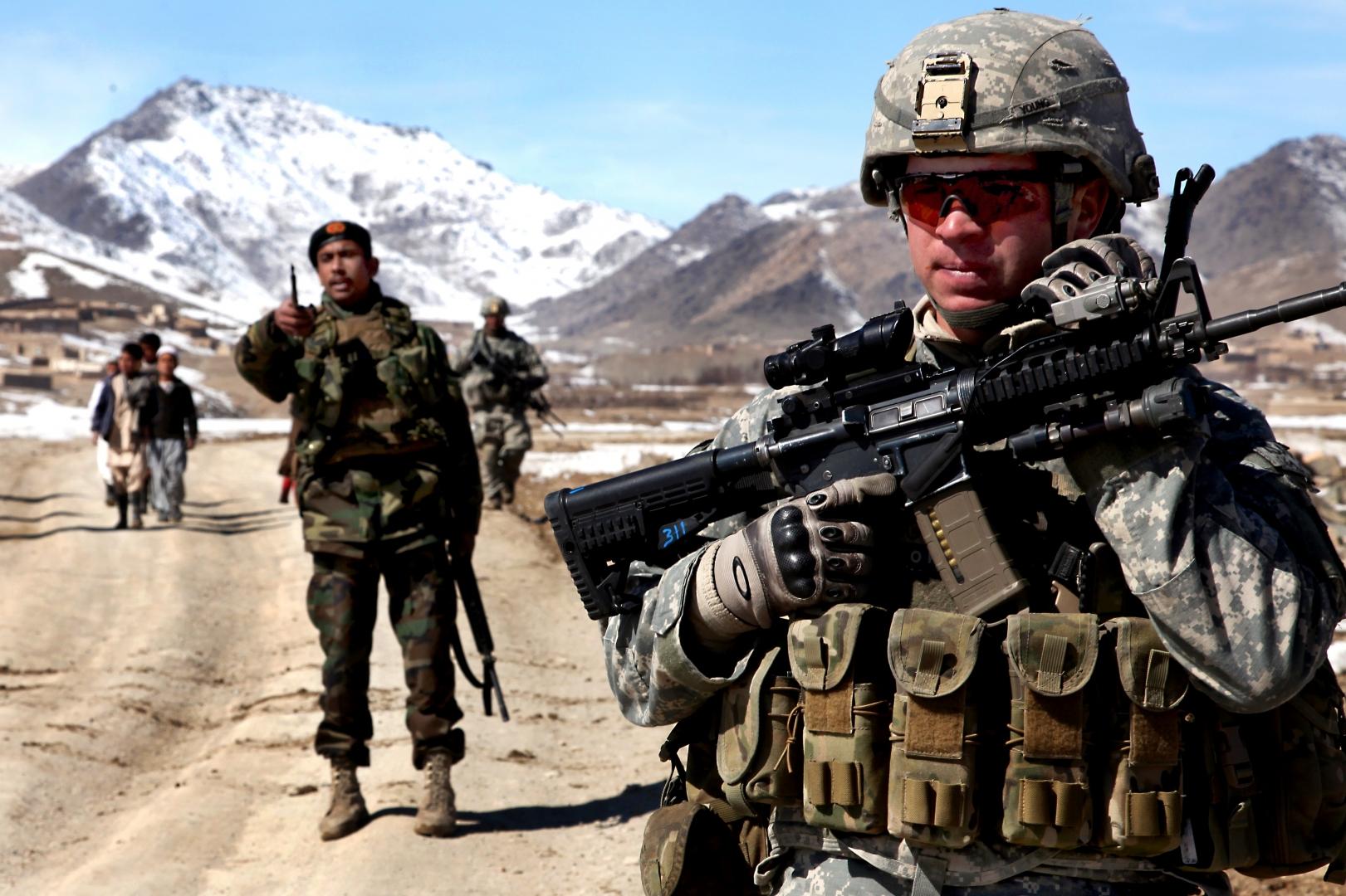 картинки сша и афганистана интерьере также