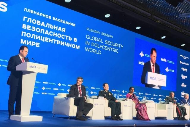 Ереван назвал ОДКБ и Россию «элементами обеспечения своей безопасности»