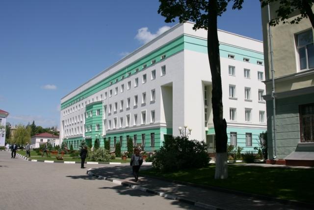 Областная клиническая больница Святителя Иоасафа