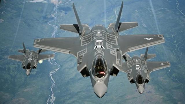 Самолёты ВВС США