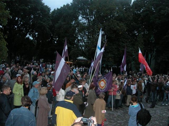 Митинг против негражданства