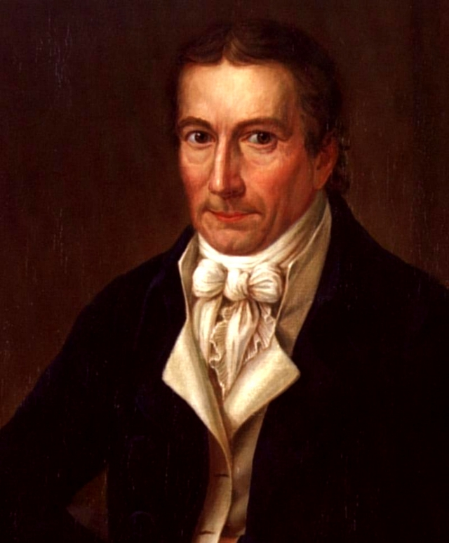 Albrecht Daniel Thaer (1752-1828)