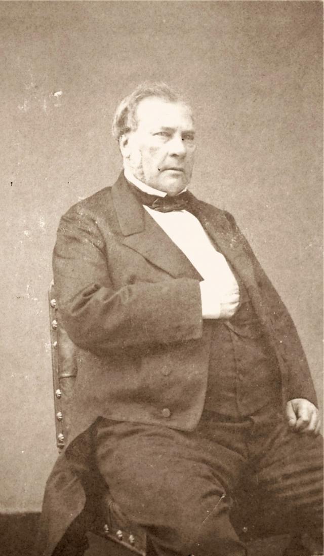 Jean Baptiste Joseph Dieudonnе Boussingault (1802-1887)