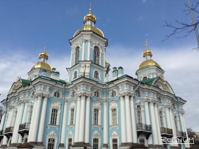 Николо-Богоявленский (Морской) собор, Санкт-Петербург
