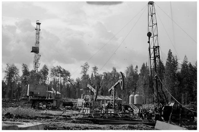 Неразведанные запасы углеводородов: недра Московского осадочного бассейна