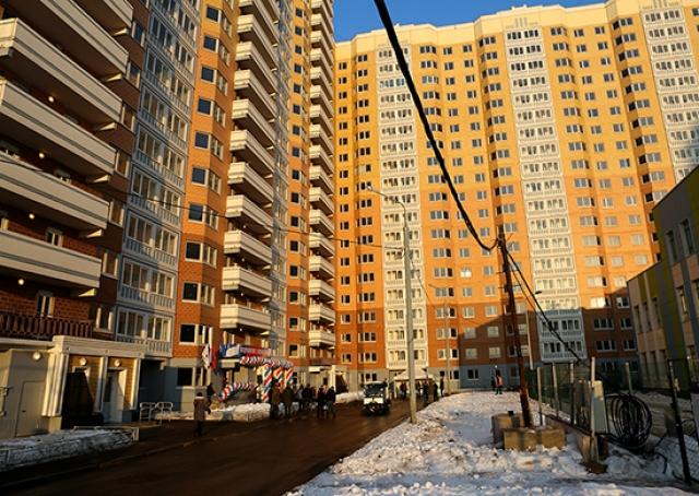 Новостройка. Москва