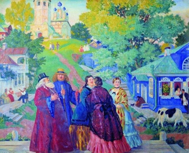 От угрозы к примирению – выходные в Оренбуржье