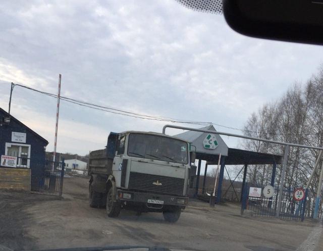 В Ярославле объявлена охота на «московские мусоровозы»