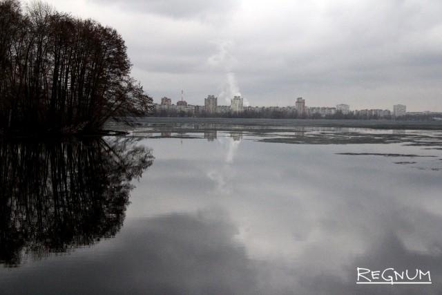 Воронеж. Вид на левый берег