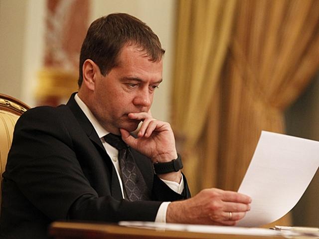 Путин и Медведев обсудят подготовку отчёта правительства в Госдуме