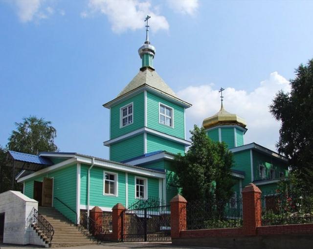Свято-Сергиевский кафедральный собор, Уфа