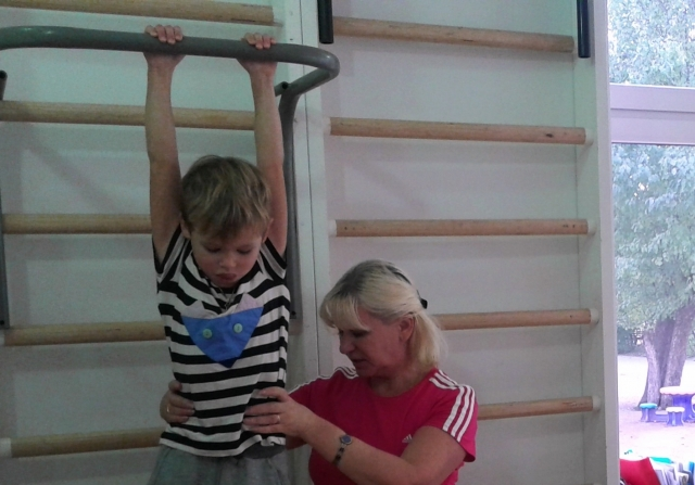 Юный спортсмен