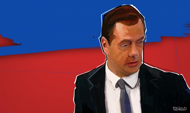 Отчет перед Госдумой Дмитрий Медведев завершил Дальним Востоком