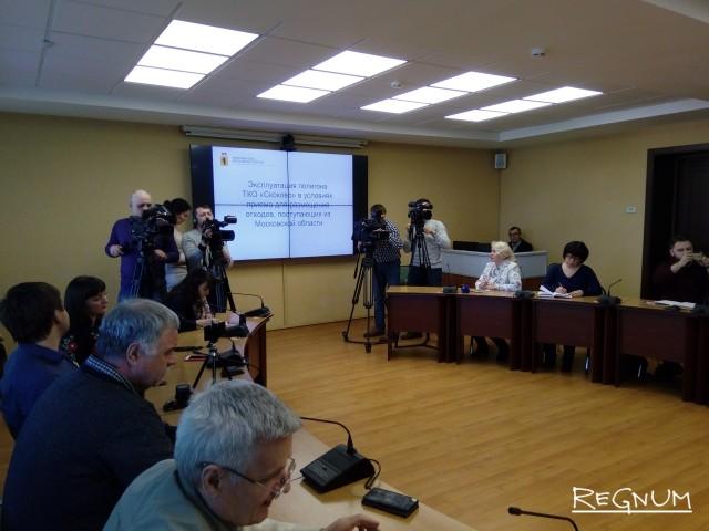 Ярославские власти: 200 тыс тонн московского мусора в год — это немного