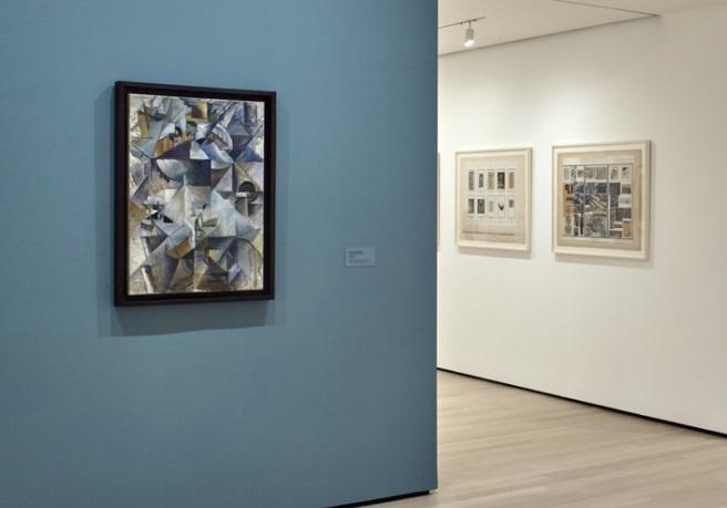 «Самовар» Малевича в музее МоМА (Нью-Йорк)