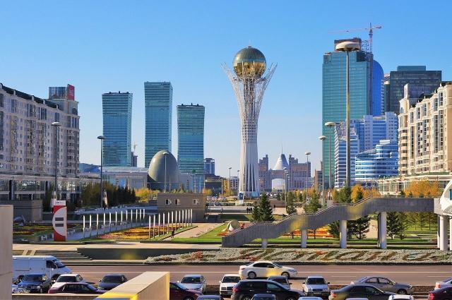 В Казахстане растет количество городских жителей
