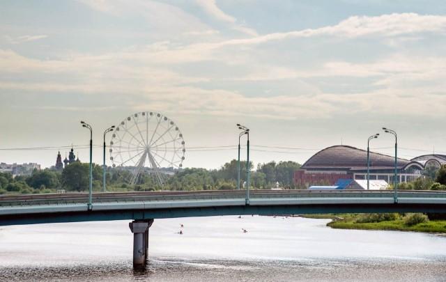 Правительство Ярославской области запретило строить колесо обозрения