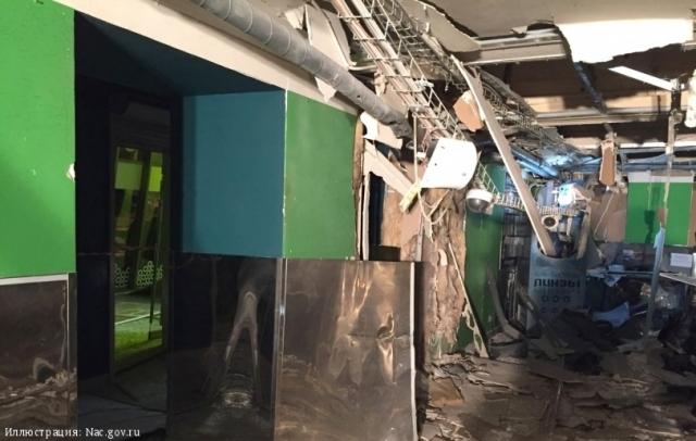 Организатора взрыва в супермаркете Петербурга не выпустят из СИЗО