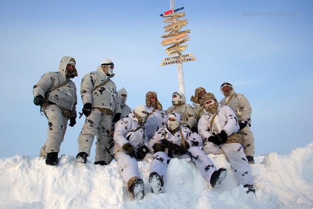 Asia Times: Какова реальная возможность военного столкновения в Арктике?