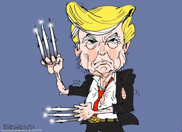 Трамп нанес удар по Сирии. Зачем?