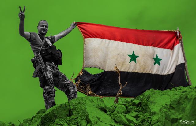 Шах и мат сирийской стратегии Вашингтона