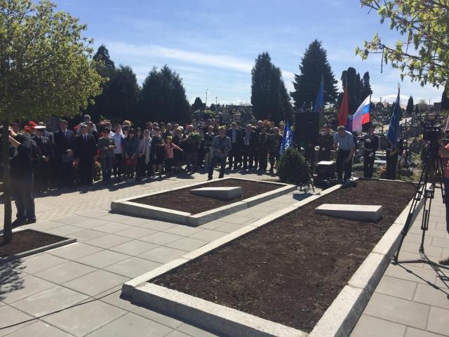 «Обязательно помнить»: в Польше открыли обновленное кладбище красноармейцев