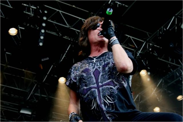 Экс-вокалист Deep Purple госпитализирован в Минске