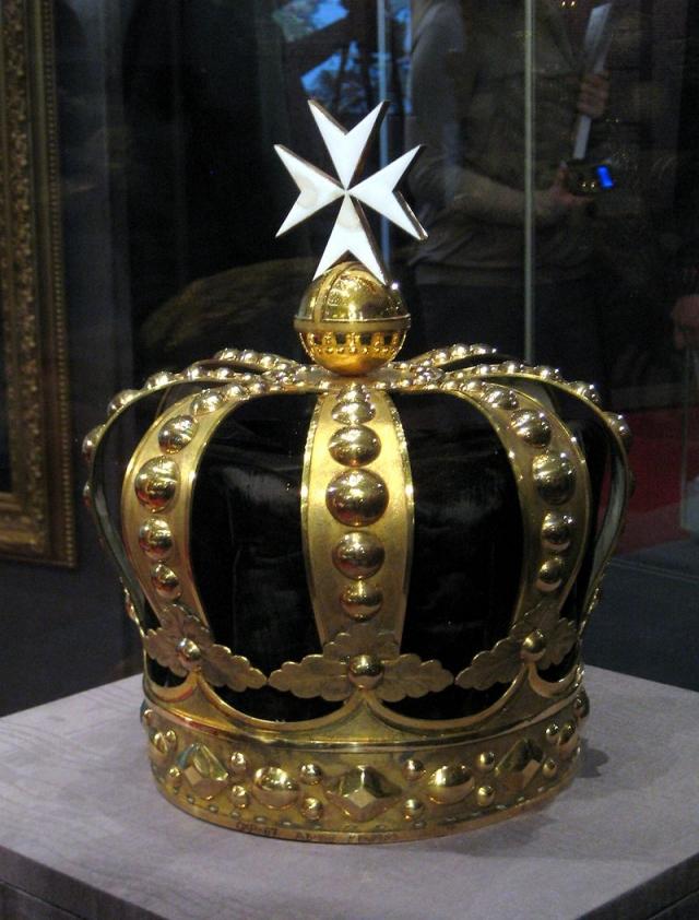 Мальтийская корона императора