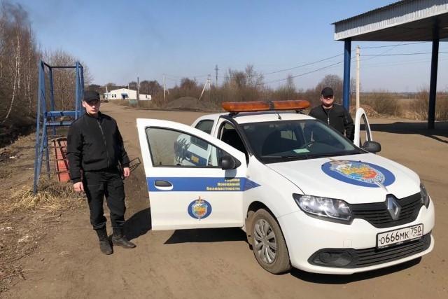 Мусорный полигон «Скоково» в Ярославле взят под усиленную охрану