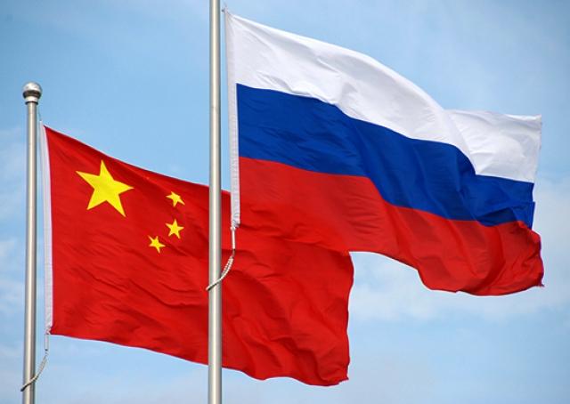 Россия и КНР